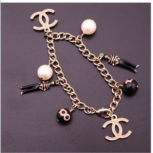 Chanel Bracelet Special Edition , Logo and Doll
